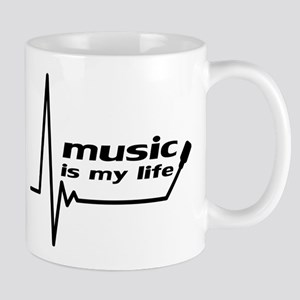 music_is_my_life Mug